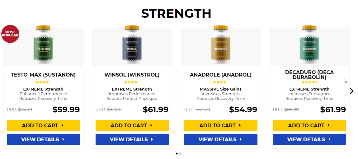 Best anabolic steroids for muscle growth